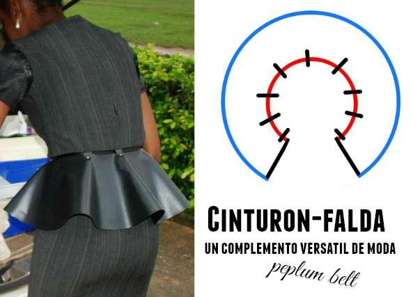 9 Cinturones-falda un complemento de moda