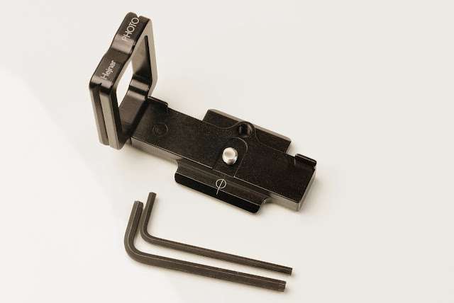 Hejnar Photo SN-6 modular L bracket + tools