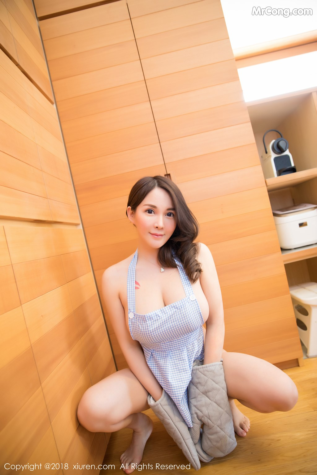 Image XIUREN-No.1268-miko-MrCong.com-010 in post XIUREN No.1268: Người mẫu 沈蜜桃miko (51 ảnh)