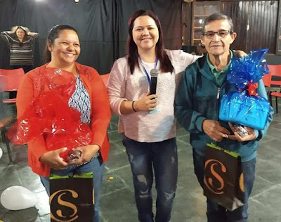 Profissionais de Enfermagem receberam homenagens na Ilha Comprida