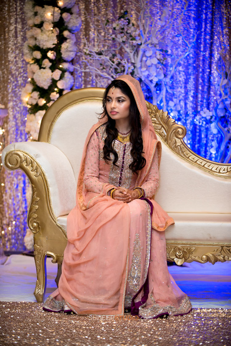 Bangladeshi Muslim Decorations Wedding Chair Seat Sheraton Ann Arbor - Sudeep Studio.com Ann Arbor Photographer