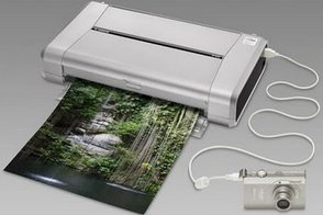 printer portable canon ip100