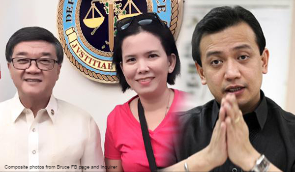Alleged fake witness of Trillanes and Sabio on EJK goes to DOJ