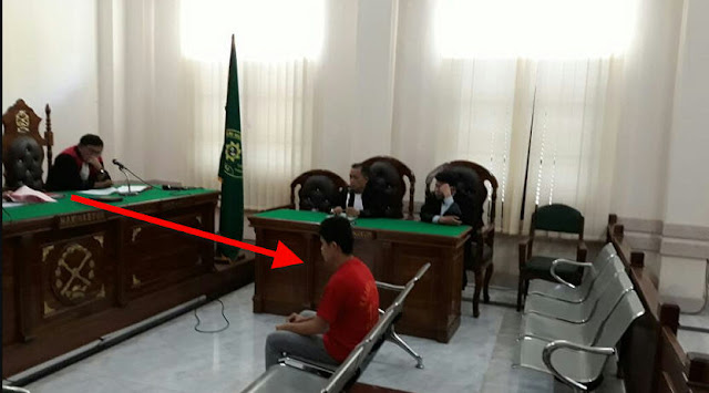 Hina Nabi Muhammad di Facebook, Pria Ini Divonis 4 Tahun Penjara