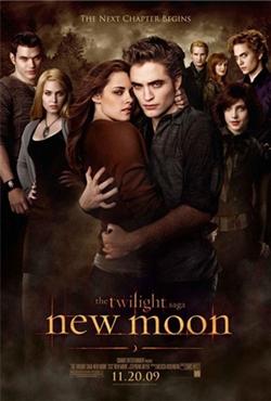 Crepúsculo Luna Nueva [New Moon] DVDRip Español Latino