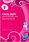 MLP Wave 1 Sugar Grape Blind Bag Card