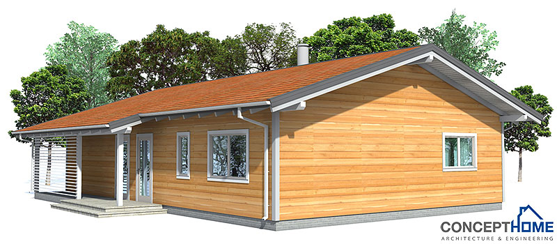 Affordable Home Plans: Affordable Home Plan CH32