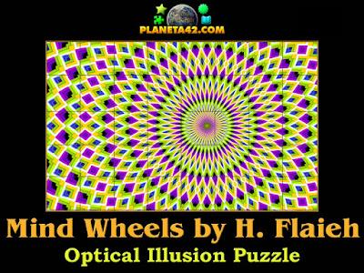 Психологично колело илюзия