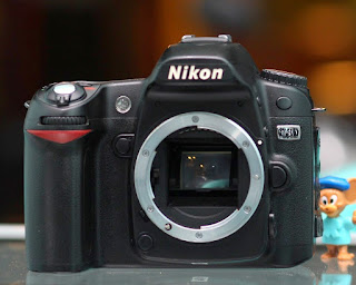 Kamera semipro Nikon D80 apakah masih layak di beli ?