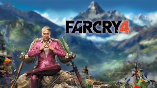 Cheat Far Cry 4 Hack v3.1 +44 Features Hack (Steam) (Reloaded)