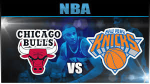 NBA : Bulls-Knicks in Second Leg of Home-and-Away