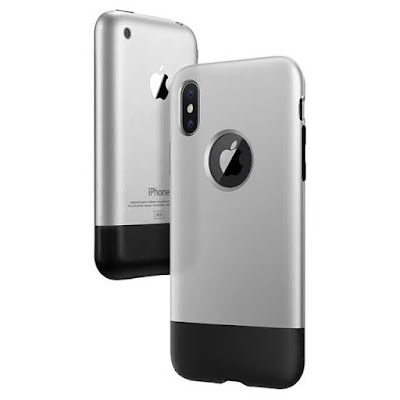 ốp lưng Spigen Classic One Case cho iPhone X