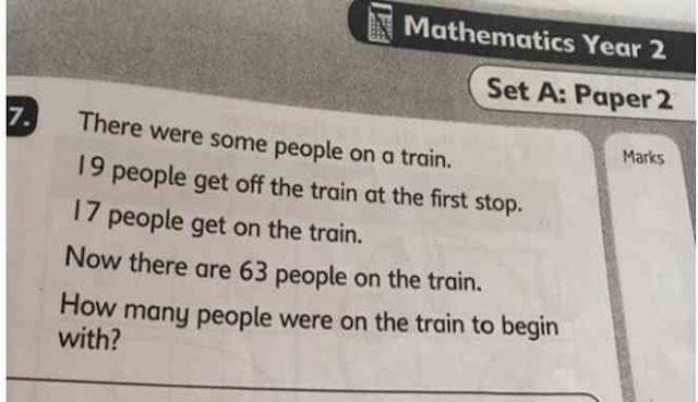 Soal matematika anak SD