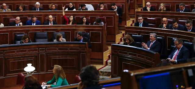 Funcion legislativa y Congreso de los Diputados
