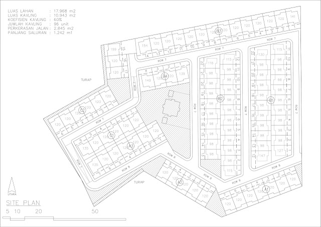 Site Plan Layout