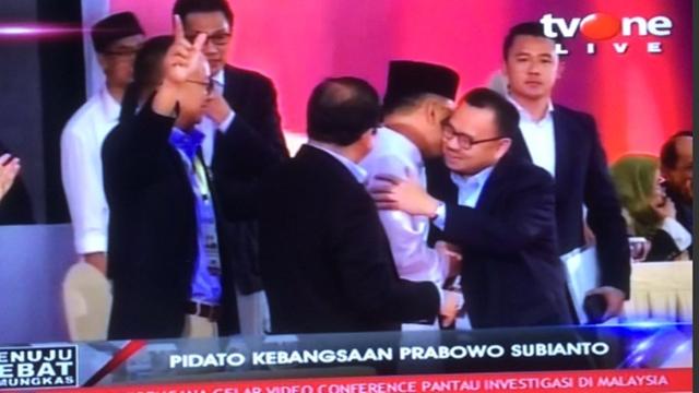 Prabowo Kenalkan 80 Putra-Putri Terbaik Bangsa, Rocky Gerung dan Jenderal Gatot Bikin Riuh