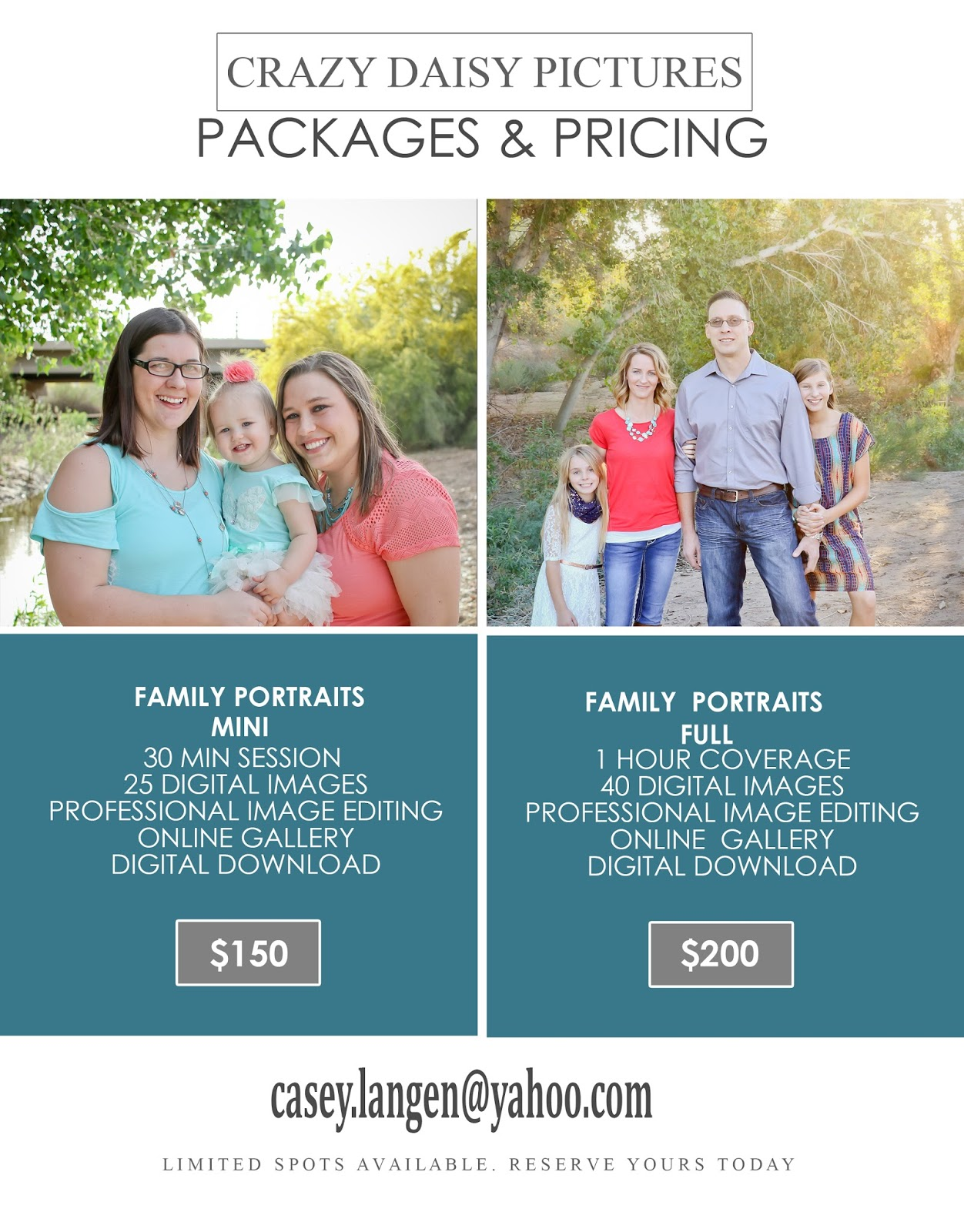 Crazy Daisy Pictures: Pricing Guide