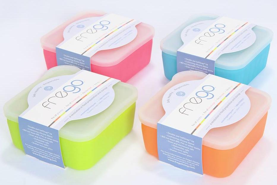 Frego Bpa Free Glass Food Storage Container