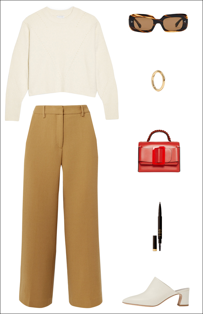 Fall Outfit Inspiration: How to Easily Add Bold Colors to Your Neutral Wardrobe