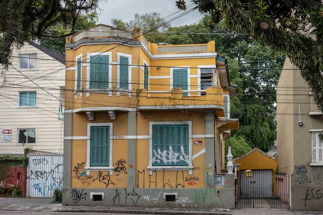 casa na Rua Inácio Lustosa 416