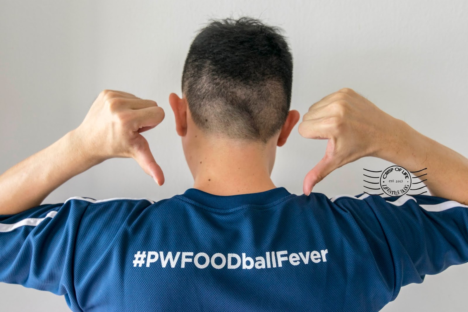 World Cup 2018 Pacific West Foodball Fever Campaign