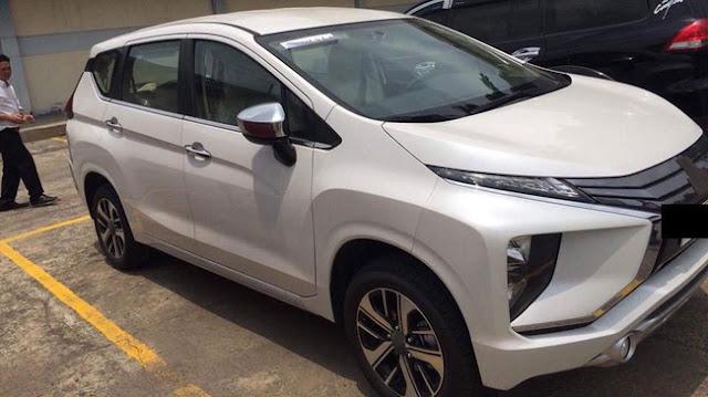 Mitsubishi Xpander 2018 lên sàn đối đầu Toyota Innova ảnh 2