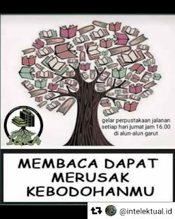 Komunitas IQRO Sebagai Komunitas Penggiat Literasi Di Garut