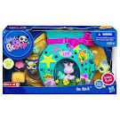 Littlest Pet Shop Small Playset Hermit Crab (#2091) Pet