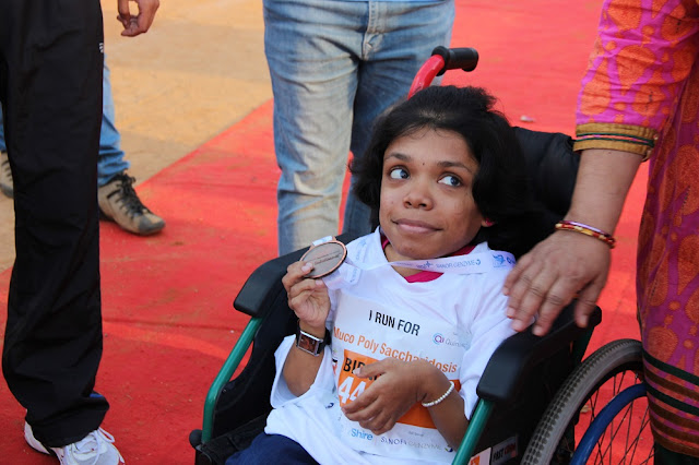 Race for 7: Bengaluru Matches Strides with Rare Disease Patients