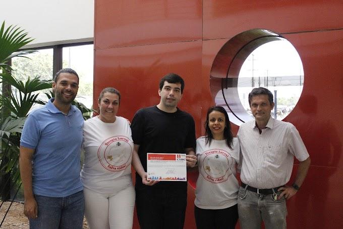 Estudante da UFRN ganha prêmio em evento de computação da Saúde em São Paulo