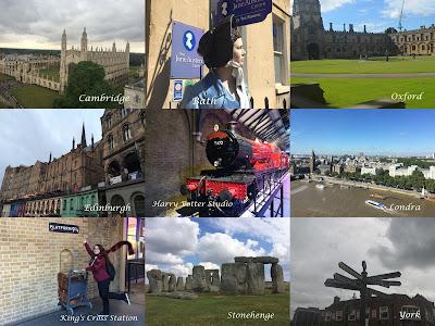 United Kingdom, kağıt salıncak, gezi