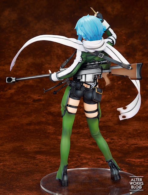 """Sword Art Online -Ordinal Scale-"" Sinon - Alter"
