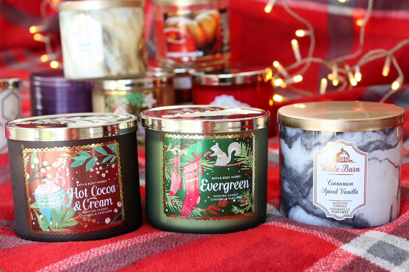 HUGE Bath and Body Works Autumn/Winter Candle Haul