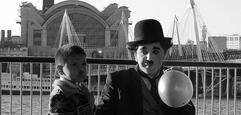 Pendidikan Ayah Charlie Chaplin