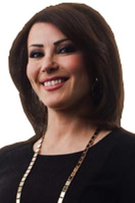 قصة حياة لينا علوش (Lina Allouche)، اعلامية سورية.