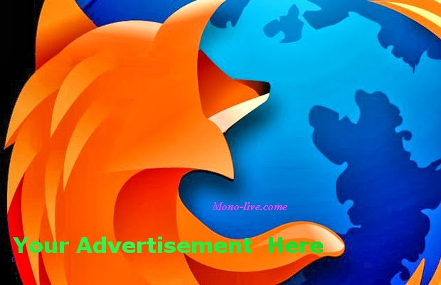 Advertisement In Firefox Soon!