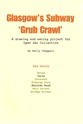 Emily Chappell Glasgow's Grub Crawl
