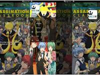 BBM Mod Anime Assasination Classrom Versi 3.0.1.25 Apk