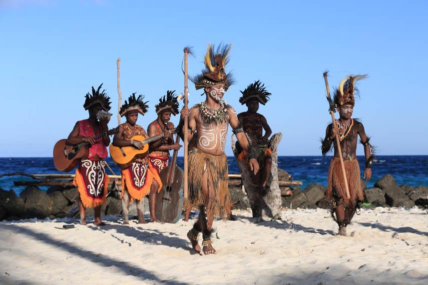 Tari Wutukala, Tarian Tradisional Suku Moy Dari Papua Barat