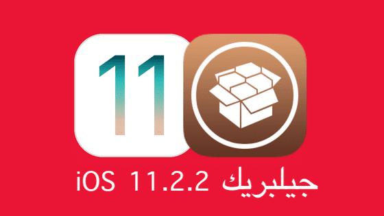 ثغرة تسمح بإطلاق جيلبريك iOS 11.2.2 / iOS 11.2 قريبا