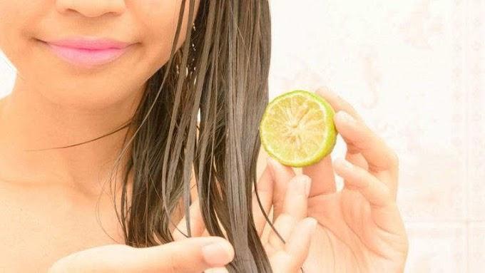 Tips Alami Mengatasi Rambut Berminyak