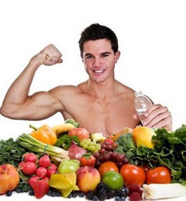 5 Makanan Yang Bikin Mr P Sehat Dan Perkasa