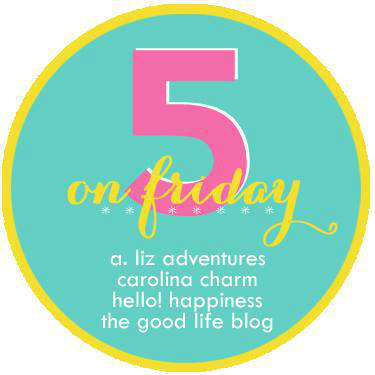 Image result for five on friday