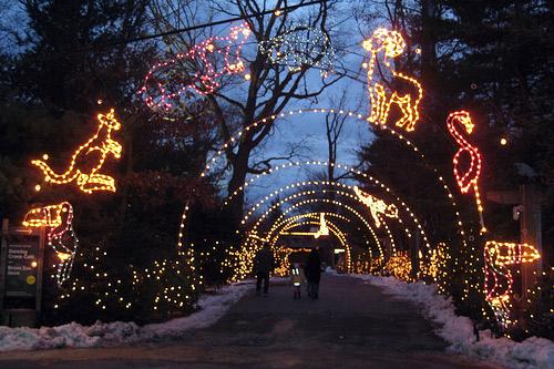 L Albero di Natale Natale a New York tra musical e shopping