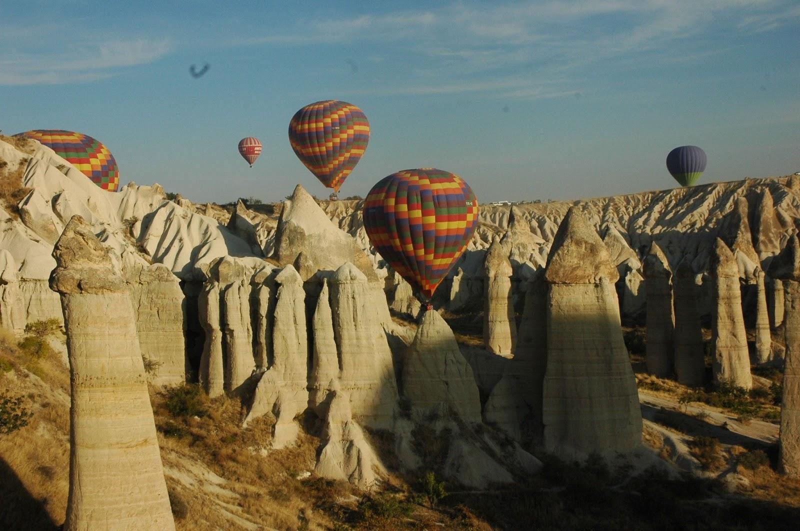 Viaje Estambul - Capadocia en 2 Dias - Volando