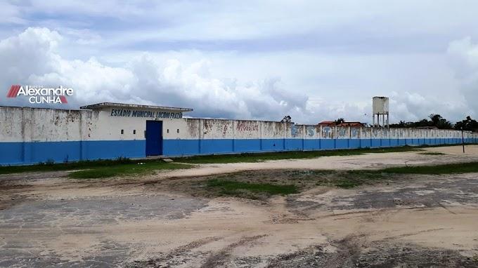Emenda de Levi Pontes garante reforma do Estádio Lúcidío Frazão em Chapadinha