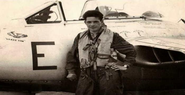 Roland Hughes: Ο Βρετανός πιλότος που έπεισε υπουργό για τα UFO