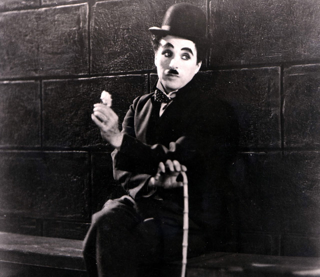 Charlie Chaplin Quotes on Laughter and Funny
