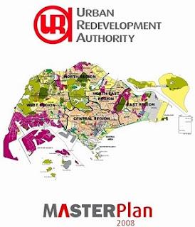 perencanaan kota singapura