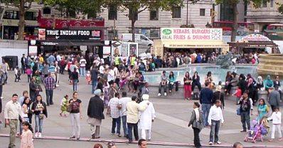 Eid Festival in Trafalgar Square #2